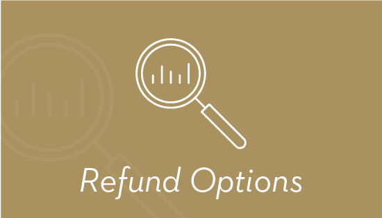 Refund Options